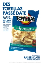 Tortillas passés date
