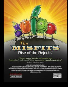Affiche The Misfits