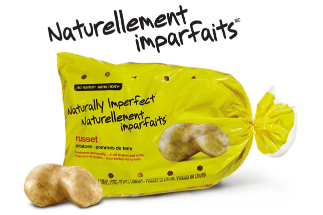Patates naturellement imparfaites de Maxi