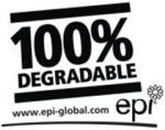 EPI 100% degradable