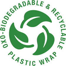 Oxo-biodegradable & recyclable